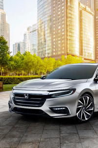 240x320 Honda Insight Prototype 2019