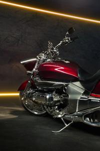 480x854 Honda Valkyrie Rune