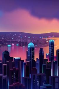 Hong Kong Minimal 4k