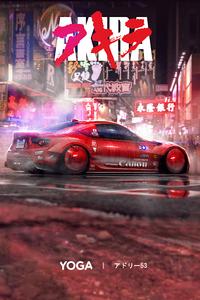 Honkong Cyberpunk Cars