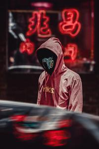 Hoodie Guy 4k