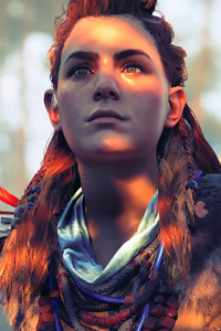 Horizon Zero Dawn Aloy 2019 4k