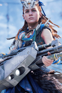 Horizon Zero Dawn Aloy4k