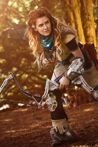 Horizon Zero Dawn Cosplay