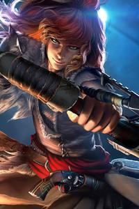 Horizon Zero Dawn Game 2016