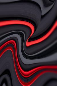 Hosting Red Grey Colors 8k