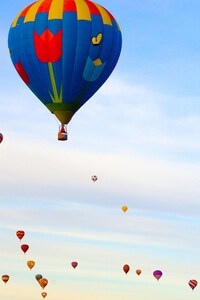 540x960 Hot Air Ballons