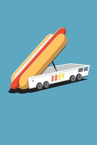 Hot Dog Missile