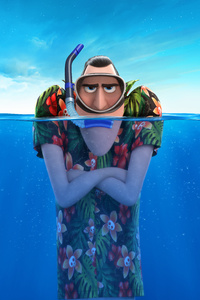 480x854 Hotel Transylvania 3 Summer Vacation 8k