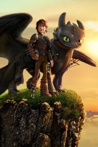 480x800 How To Train Your Dragon 3