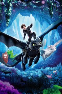 How To Train Your Dragon The Hidden World 5k