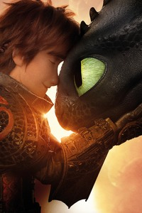 How To Train Your Dragon The Hidden World 8k 2019