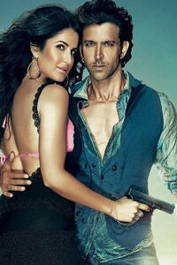 Hrithik Roshan and Katrina Kaif In Big Bang 2