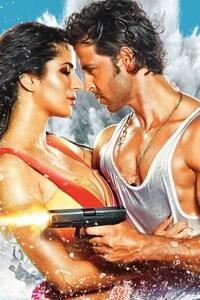 320x568 Hrithik Roshan and Katrina Kaif In Big Bang