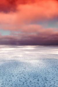 Hudson Bay Canada Sea Ocean