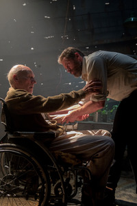 240x320 Hugh Jackman And Professor X