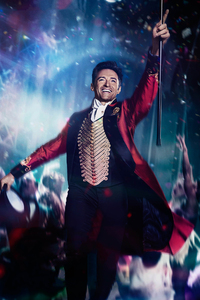 240x320 Hugh Jackman In The Greatest Showman 2017