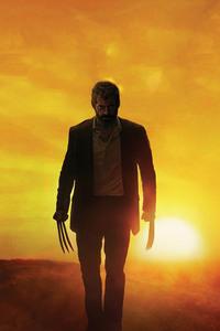 Hugh Jackman Logan 4k