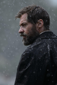 240x320 Hugh Jackman Logan Movie