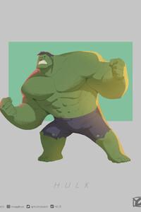 240x400 Hulk 4kart