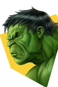 1440x2960 Hulk 4kminimal