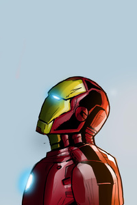 240x320 Hulk And Iron Man