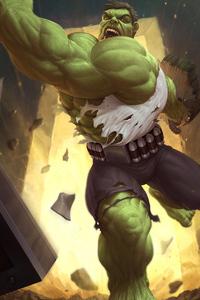 Hulk Art 2019