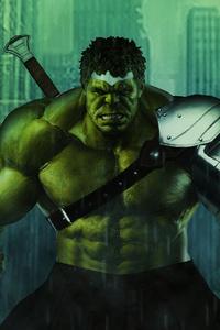 Hulk Arts