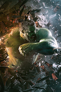 Hulk Artwork