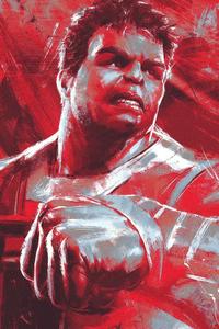 Hulk Avengers Endgame 2019
