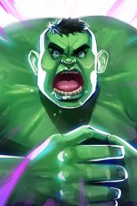 Hulk Avengers Endgame Art