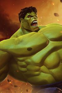 Hulk Contest Of Champions 4k