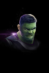 1440x2560 Hulk Dark 4k