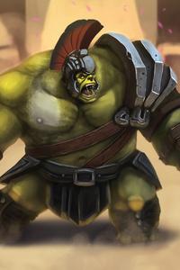 Hulk Gladiator 4k