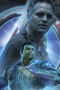 Hulk In Avengers Endgame 2019