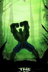Hulk In Jungle 4k