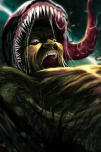 Hulk Into Venom 4k