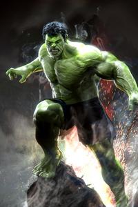1080x1920 Hulk Marvel Superhero
