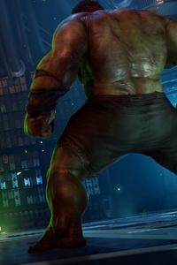 1080x2160 Hulk Marvels Avengers