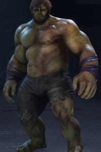 480x800 Hulk Marvels Avengers 4k 2020