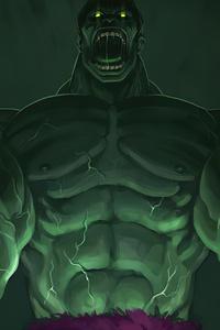 320x480 Hulk Monster 4k