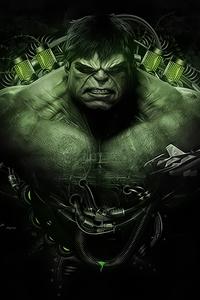 1440x2960 Hulk Newart