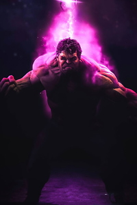 Hulk Power Stone 4k