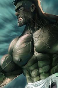 Hulk Smash Artwork