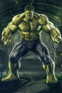 1080x1920 Hulk The Beast 4k