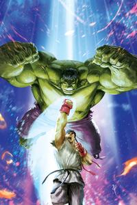 Hulk Vs Anime Guy