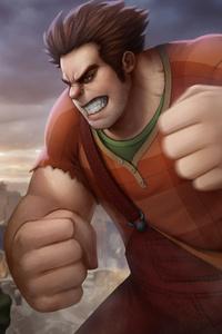 540x960 Hulk Vs Ralph