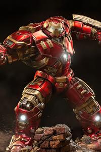 1440x2560 Hulkbuster Marvel 5k