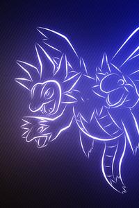 2160x3840 Hydreigon Pokemon