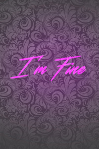 1242x2688 I Am Fine